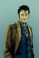 Tenth Doctor (Halo) by ruebella-b