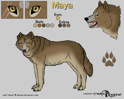 Maya Ref by Jenny2-point-0