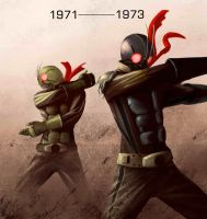 Kamen Rider The First by lamchunhin
