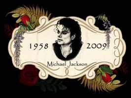 Michael Jackson Memorial by ambersofteyes