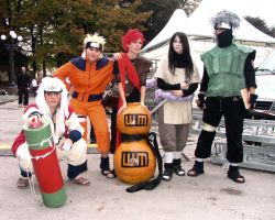Cosplay: lucca2006 KD group 01 by Kamikaze-Dattebayo