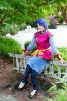 Suzaku Warrior - Fushigi Yuugi by EveilleCosplay