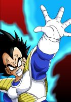 The Power Of The Saiyans by eggmanrules