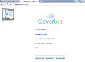 Cleverbot's Truth by MoontheMew
