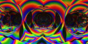 In The Cavern Of Psychedelic Musings by mikey1964