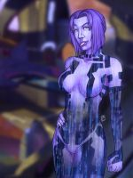 Halo: Cortana for Zune by Pinkuh