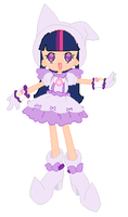 Magical DoReMi/MLP - Princess Twilight Sparkle by RoyaleAnimeQueen