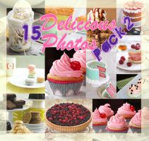 15 Delicious Photos Pack 2 by paumyself