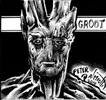 Groot by PeterPalmiotti