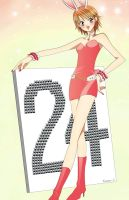 Lucky Number '24' by zechan1