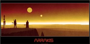 Arrakis by ShaneGallagher