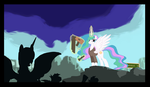 Celestias A-Mare-ican Nightmare by MrQuartz