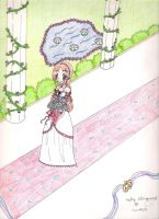A Bride's Perfect Wedding by Horu-chan