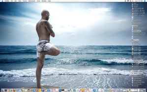 Desktop by nadinefaour