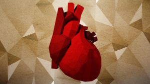 Heart by Hamol