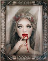 The Bride by PinkParasol
