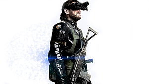 Metal Gear Solid 5 icon by SlamItIcon