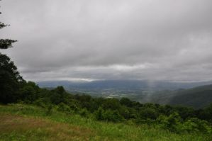 Blue Ridge Mountains Stock 37 by FairieGoodMother