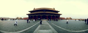 inside forbidden city by Togusa208