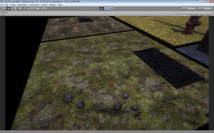 Ground Texture Real-time Unity 5 by KyleConway727