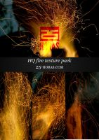 HQ Fire Pack by 25Horas