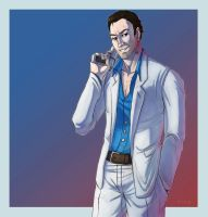 L4D: Let Dr Nick fix you up by MooFrog44
