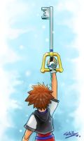 I got Keyblade by stryler