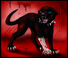 Scourge, Leader of BloodClan by Mrkaalerabistappe
