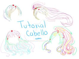 Tutorial cabello by KC0331