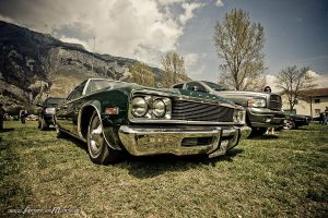 green plymouth by AmericanMuscle