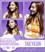Taeyeon (SNSD) - PHOTOPACK#03 by JeffvinyTwilight