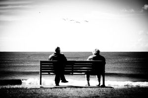 Longing for better days by hammo