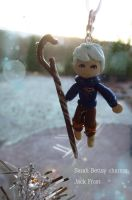 Jack Frost charm by b3ttsy