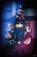 Officer Vi - case incoming by AHu-PL