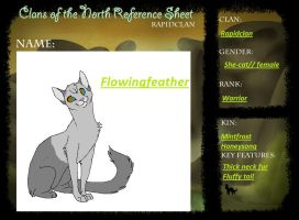.:Flowingfeather COTN App:. by pack4ever8