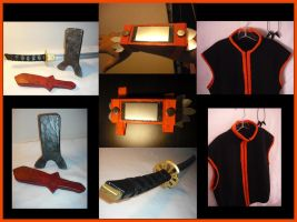 Shaman King Cosplay -UPDATE- by KeiserAinoko