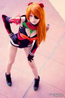 Asuka - Metrocon Shoot 05 by PAPANOTZZI
