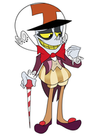 Outfit Switch Commission Turbo by FillyBlue