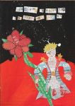 Collage - The little prince by metro2