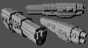 Frigate - WIP by madfox43