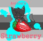 Avrion' Strawberry by icewillow149
