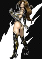 Witchblade commission 46 by Xenomrph