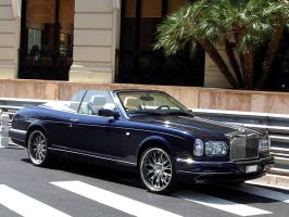 Rolls Royce Corniche by TheCarloos