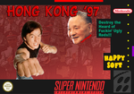 Hong Kong '97 boxart by mikeinthehouse