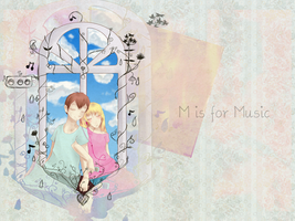 M is for music by yui-tohma