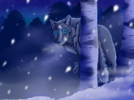AT// .:Winter Guardian:. by Yami-maru