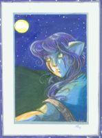 pian and the moon by RollerBoyjeremy