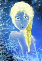 Frozen by RosarySnowdrop