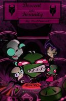Invader Zim Descent into Insanity: Chapter 1 by PixelPrincess19