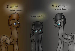 The Doctor, Discorded Whooves, and Zerum by gggfrt